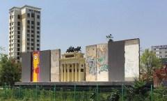 Berliner Mauer in Uijeongbu