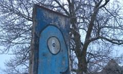 Berliner Mauer in Muglhof