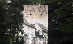Berliner Mauer bei Hamburg