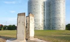 Berliner Mauer in Cottbus