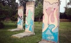 Berliner Mauer in Spilamberto