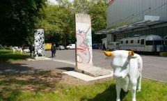 Berlin Mauer in Bonn, Deutschland