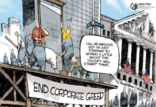 End corporate greed - abolish boards of directors