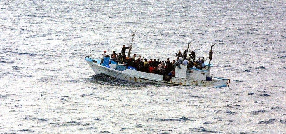 Flüchtlinge Kanaren