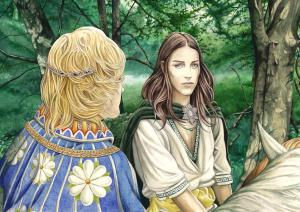 Lord Of The Rings Erendis