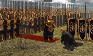 Lord Of The Rings Ar-Pharazon