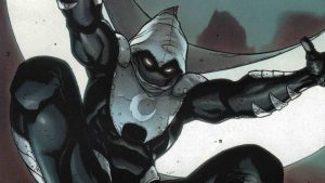 Ghost Rider Moon Knight