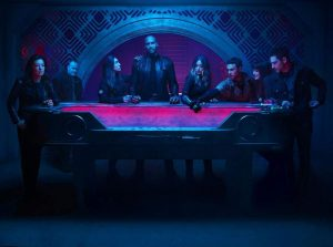 Secret Invasion Agents of SHIELD