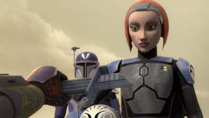 The Mandalorian Bo-Katan