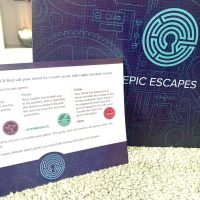 *WIN* Epic Escapes Review: An escape room at home