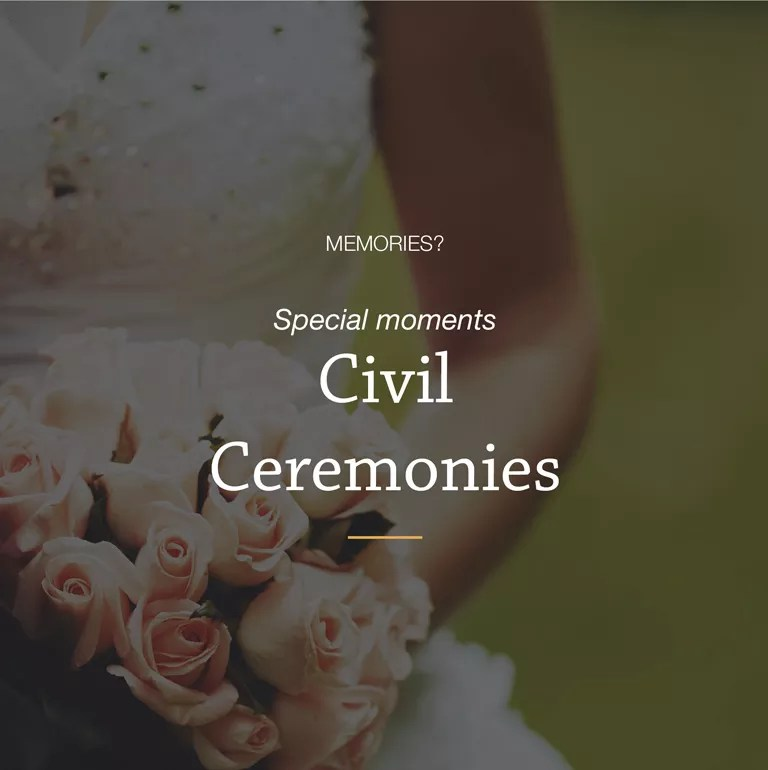 The Wiltshire is licensed for Civil Ceremonies. The most popular suite is The Marlborough, which overlooks the golf course and offers an intimate setting for a civil ceremony.