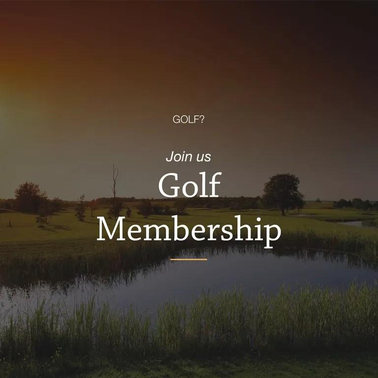 The Wiltshire - Golf Membership