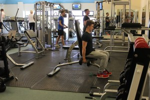 The Wiltshire - Gym facilities, personal training