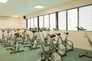 The Wiltshire - Gym facilities, spin class