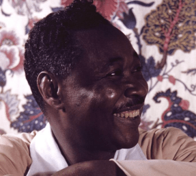 Photo of Claude McKay taken by Carl Van Vechten