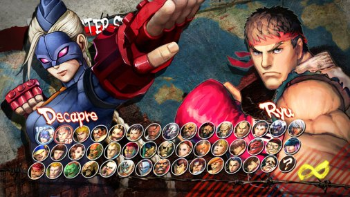 Ultra Street Fighter 4 Crack Game For PC