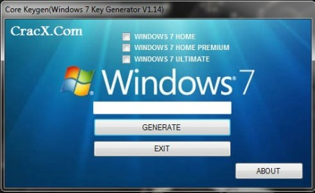 Windows 7 Keygen 100% Working Keys