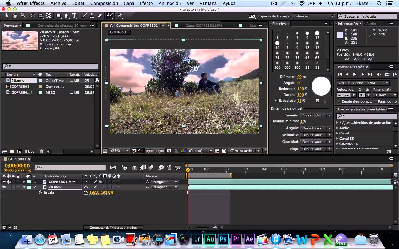adobe after effects free download mac 2018