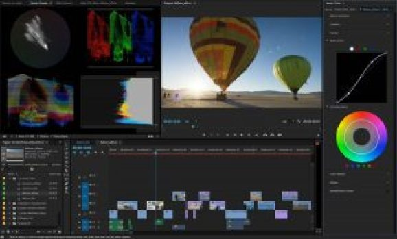 Adobe Premiere Pro CC 2017 Crack For Windows 32 & 64 Bit