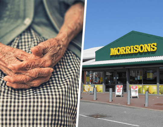 Morrisons Take On 500 Charity Shop Staff In A Bid To Help Elderly And Vulnerable