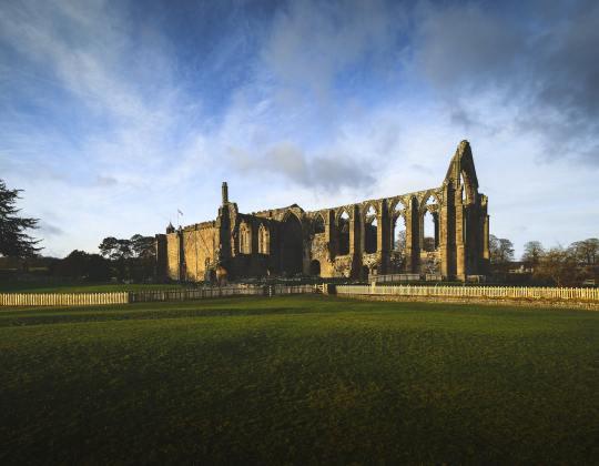 Bolton Abbey Has Closed The Estate Following Irresponsible Brits Ignoring Coronavirus Policies