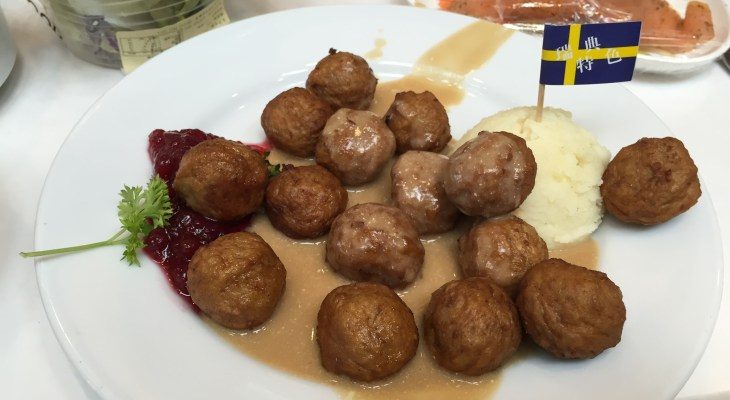 IKEA Has Shared The Recipe For Their Iconic Swedish Meatballs And It's Super Easy