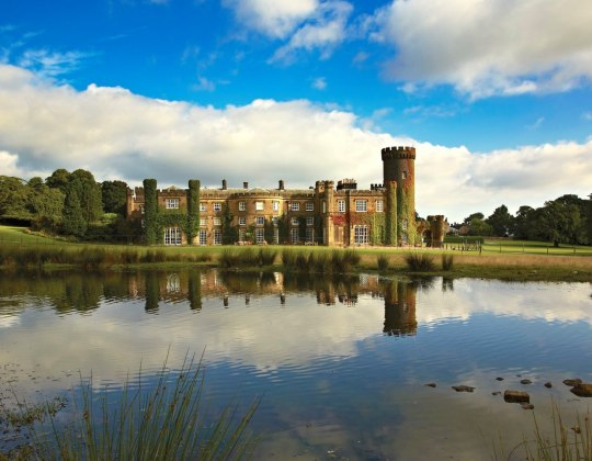 These Yorkshire Castles Allow You To Live Like Royalty For One Night Only