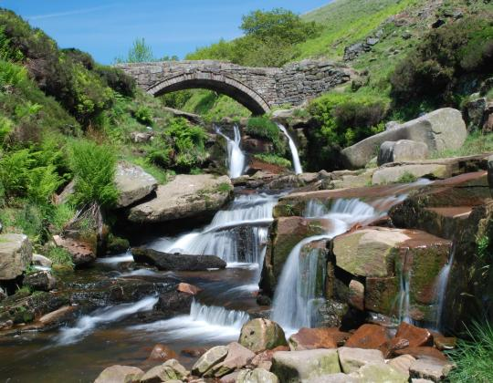 5 Of The Most Stunning Waterfalls In The Peak District