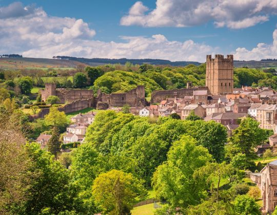 This Yorkshire District Has Been Officially Named The Happiest Place In The UK