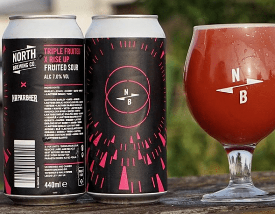 North Brewing Co Has Launched A Cherry & Peach Beer Perfect For Summer