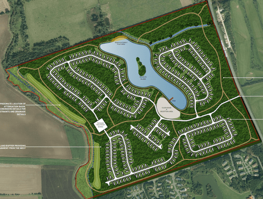 A New Holiday Park With A Clubhouse & Swimming Pool Planned For East Yorkshire