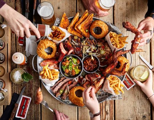 Red's True BBQ Is Launching A Beefy Bottomless Brunch In Leeds City Centre