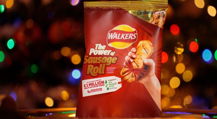 Walkers Release Sausage Roll Flavoured Crisps And They're A Northerner's Dream