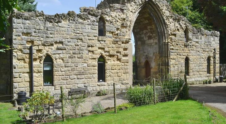 This 18th Century Ruin Is The Perfect Romantic Getaway In North Yorkshire