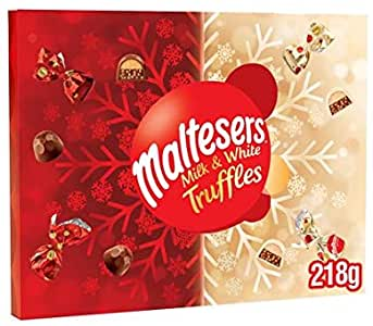 Maltesers Launch Milk & White Chocolate Truffles Advent Calendar For Christmas