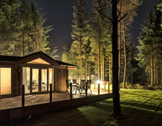 7 Perfect Peak District Lodges For A Winter Weekend Away