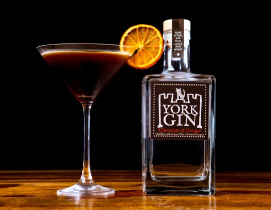 You Can Now Get Chocolate Orange Gin Just In Time For Christmas