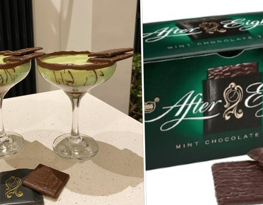After Eight Cocktails Are Now A Thing – And They're Perfect For New Year's