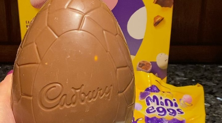 Cadbury Has Released An Easter Egg With Mini Eggs Embedded In The Shell