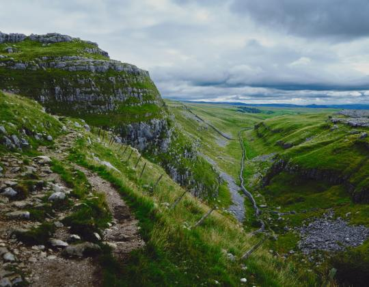 Malham Cove Sees Tourists From As Far As Kent Breaking Lockdown Rules