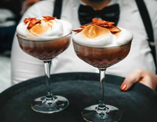 A Luxury New Speakeasy And Rooftop Bar With City Views Is Set To Open In York