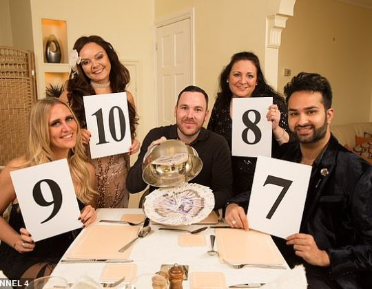 Channel 4 Show 'Come Dine With Me' Is Looking For Yorkshire Folk To Apply