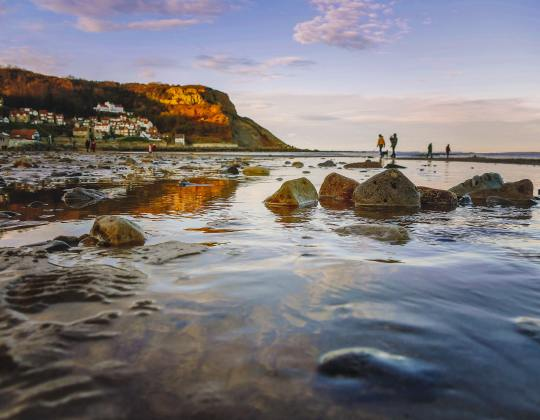 This Yorkshire Beach Is Becoming One Of The Most Popular UK Staycation Destinations