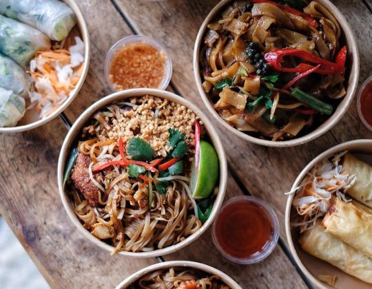 York's Busiest Street Is Set To Welcome A New Thai Restaurant With Asian-Inspired Cocktails