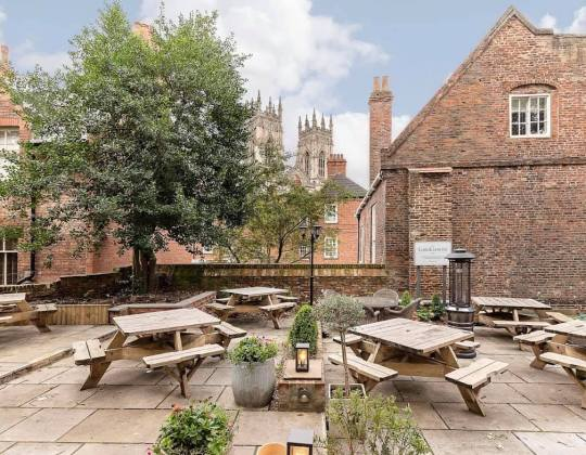 12 Of The Loveliest Beer Gardens With A View In Yorkshire