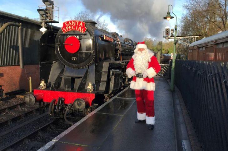 North York Moors Railway Santa Special