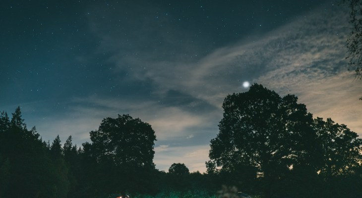 Enjoy A Night Of Stargazing With Cocktails By The Campfire At This Dark Sky Reserve