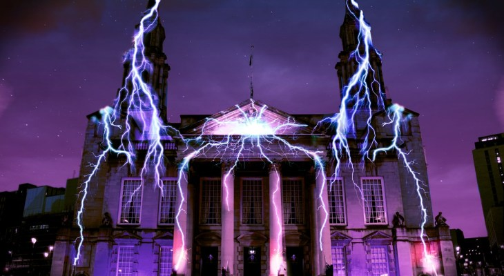 Leeds Light Night Returns This Week With Over 40 Incredible Must-See Features