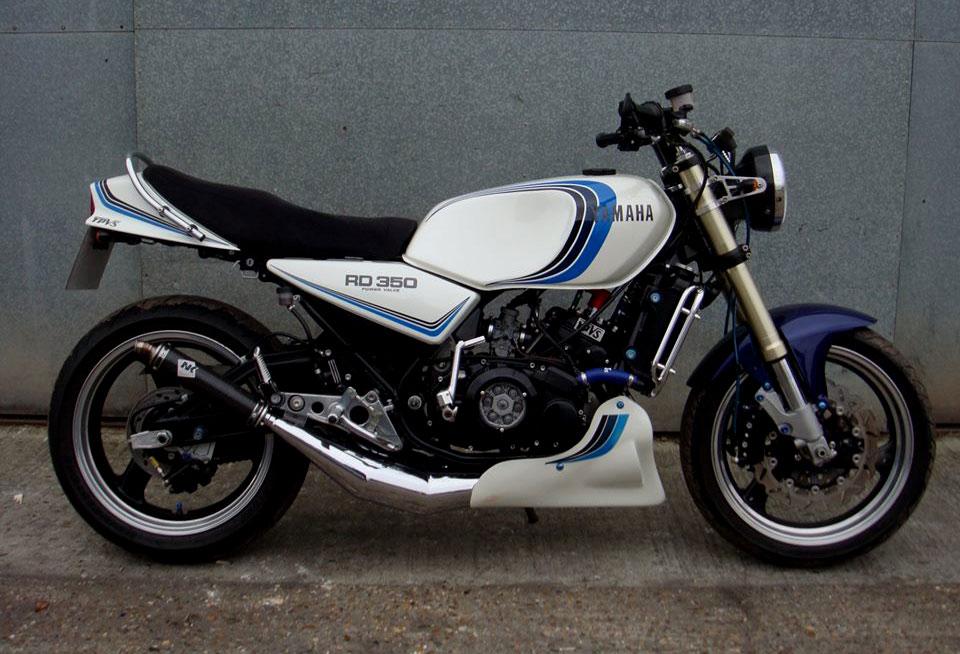 Yamaha RD 350LC | Welcome to the 007 World!