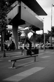 Aiman skateboarder.